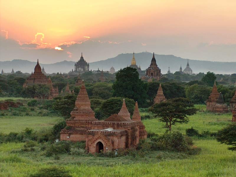 Bagan by Myanmar Tour Operator, Yangon Travel Agency