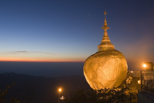 Golden Rock by Myanmar Tour Operator, Yangon Travel Agency