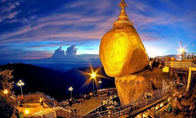 Yangon & Golden Rock Trip by a reliable Myanmar Tour Operator