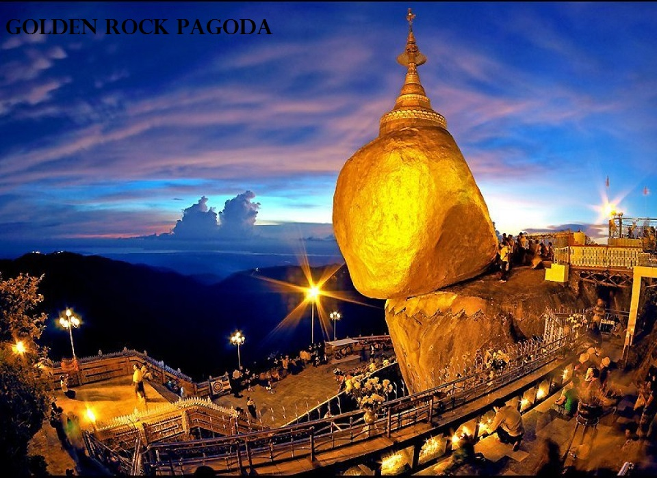 Yangon & Golden Rock Trip by Yangon Tour Operator in Myanmar