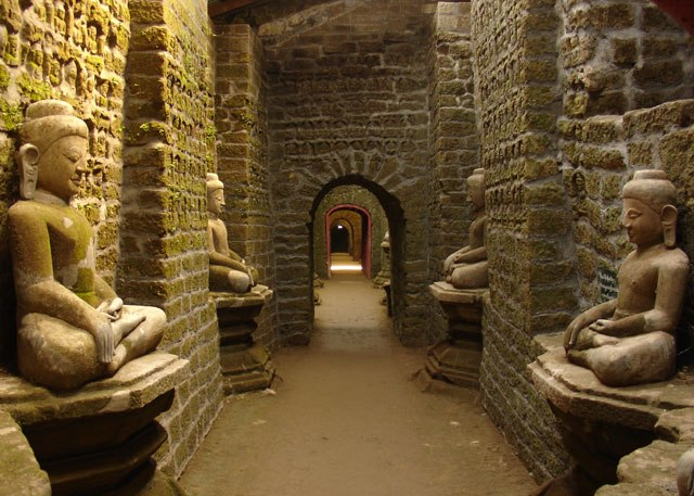 Mrauk U by Myanmar Tour Operator, Yangon Travel Agency