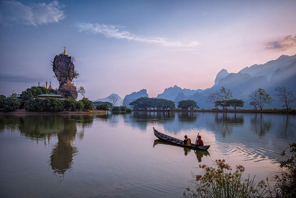 Mawlamyin & Hpa An by Myanmar Tour Operator, Yangon Travel Agency
