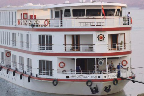 River Cruise & Lodge