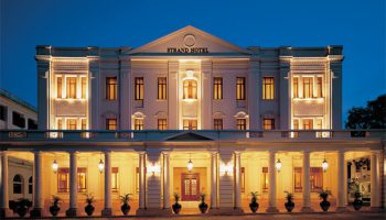 Book The Strand Hotel with Myanmar Travel Agency