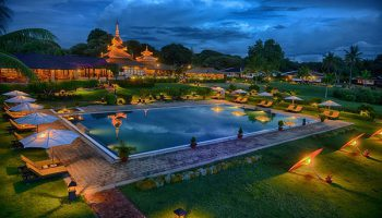 Book Thiripyitsayar Resort with Myanmar Travel Agency