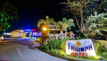Book Triumph Hotel with Myanmar Travel Agency
