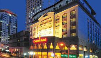 Book Central Hotel with Myanmar Travel Agency