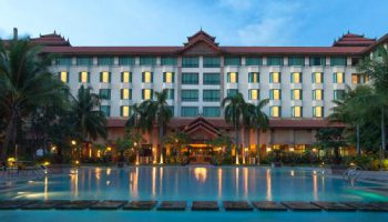 Book Sedona Hotel with Myanmar Travel Agency