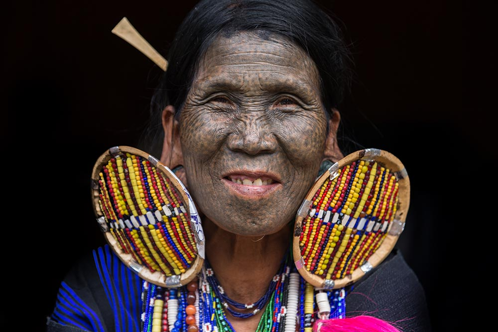 Tribes of Myanmar's Chin State by Yangon Tour Operator in Myanmar